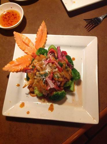 Thai Steak